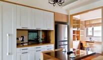 Bí quyết lựa chọn loại gỗ làm tủ bếp bền, chắc chắn