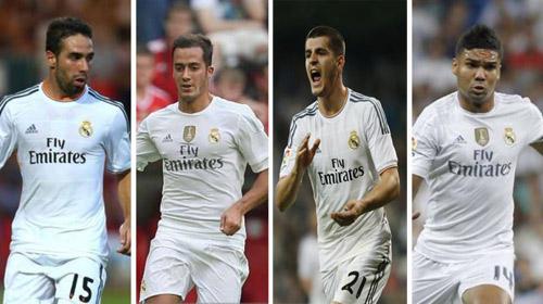 Bales và Carvajal sẽ là những trụ cột mới của Real