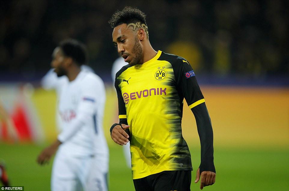 Dormund thua 1 - 2 Tottenham nỗi đau nào cho thấu