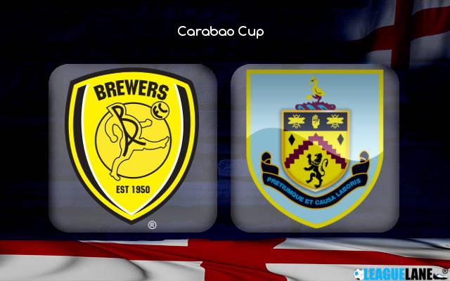 Burton Albion vs Burnley (01h45 ngày 26/09: Carabao Cup)
