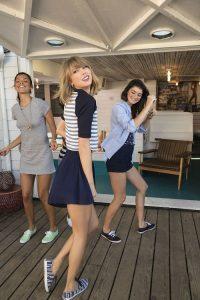 Chọn chân váy phù hợp với cô nàng chân ngắn