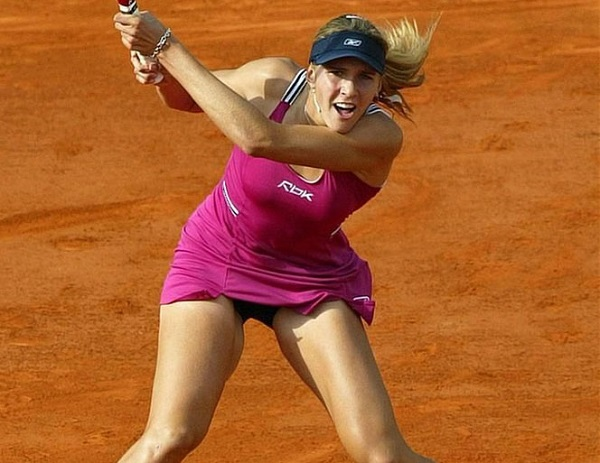 Top 5 tay vợt nữ cao nhất thế giới