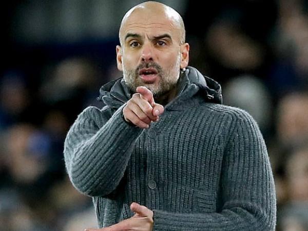 """Guardiola: """"Chức vô địch nằm trong tầm tay của Man City"""""""