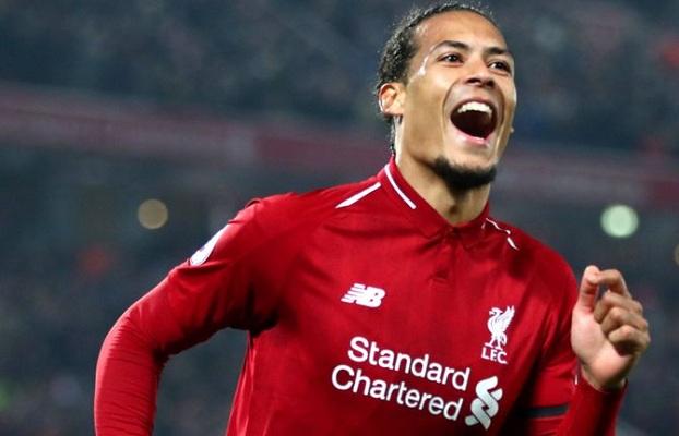 Van Dijk: Chốt chặn tốt nhất thế giới của Liverpool