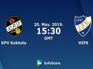 Nhận định KPV Kokkola vs HIFK, 22h30 ngày 20/05