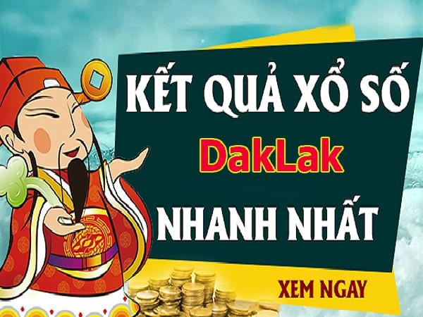 Soi cầu XS Daklak chính xác thứ 3 ngày 17/12/2019