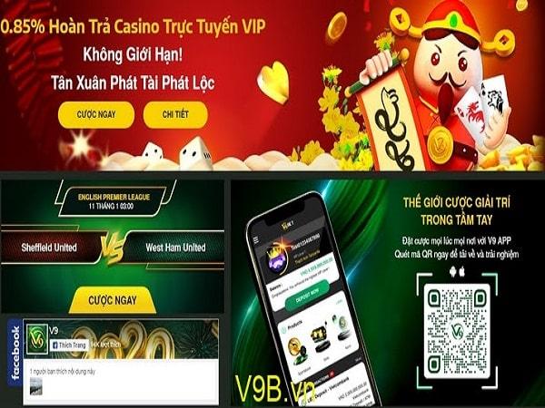 V9bet mobile là gì? Hướng dẫn tải V9bet về điện thoại nhanh nhất