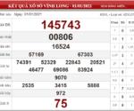 Dự đoán KQXSVL ngày 08/01/2020- xổ số vĩnh long chuẩn