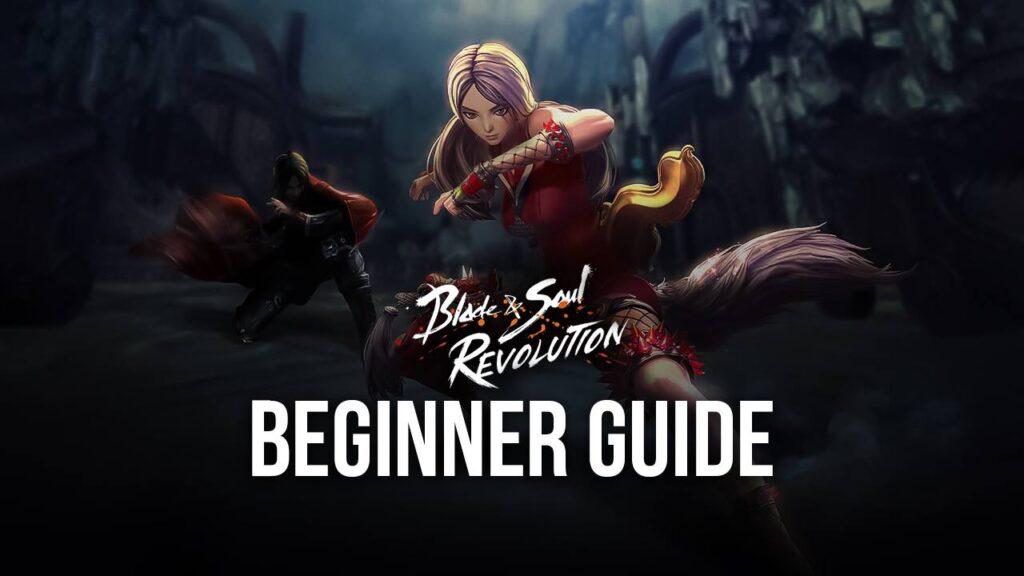 Blade & Soul: Revolution - Tựa game hành động bom tấn của MMORPG