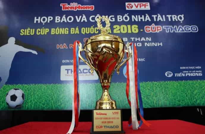 Kết quả cúp Quốc gia Việt Nam hôm nay 2021 mới nhất