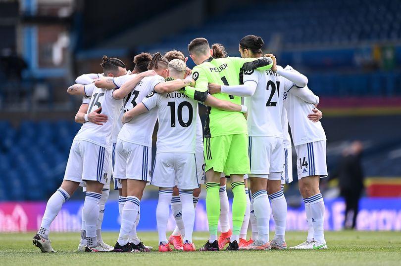 Đội hình đầy đủ của Leeds United cho West Brom