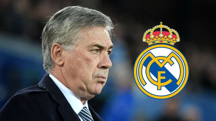 Ancelotti trở lại Real Madrid lần thứ hai tư cách là người quản lý