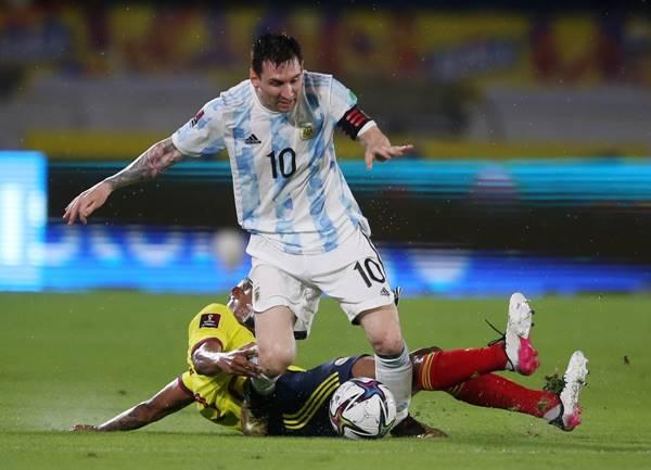 Thể thao 9/6: Argentina bị Colombia cầm hòa ở vòng loại World Cup 2022