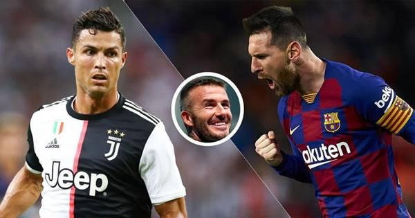 Thể thao 10/6:Beckham tiếp tay muôn kéo Messi khỏi Barca
