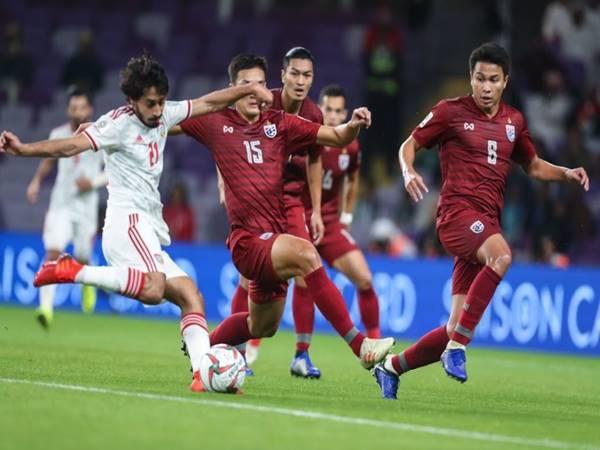 Nhận định bóng đá UAE vs Thái Lan (23h45 ngày 7/6)