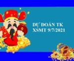 Dự đoán thống kê SXMT 9/7/2021