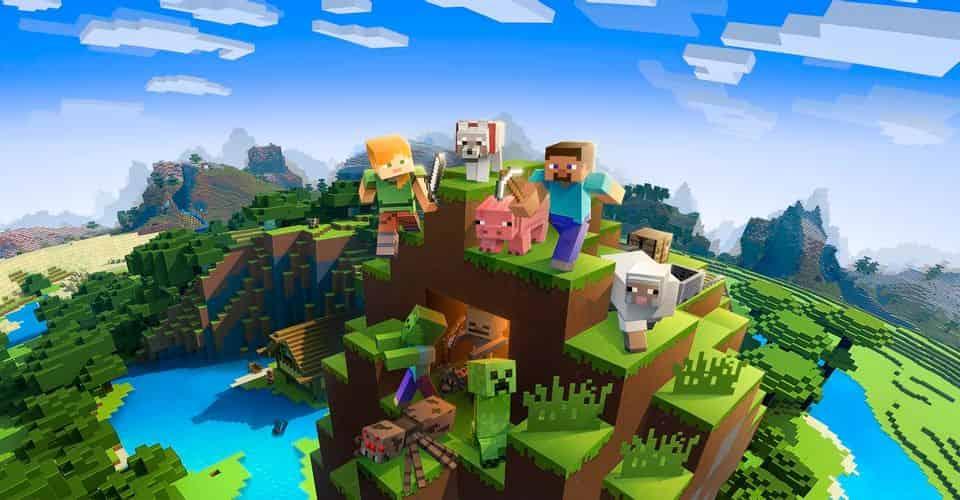 Minecraft nên hợp tác với những nhượng quyền này sau Sonic the Hedgehog