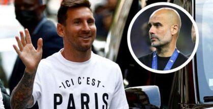 Tại sao Man City không tiếc nuối khi bỏ lỡ Messi