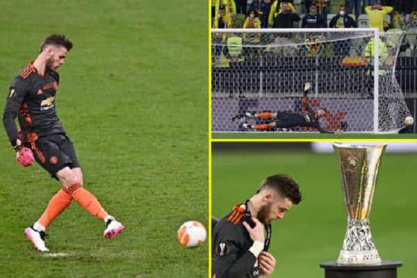 De Gea được chỉ điểm bắt penalty